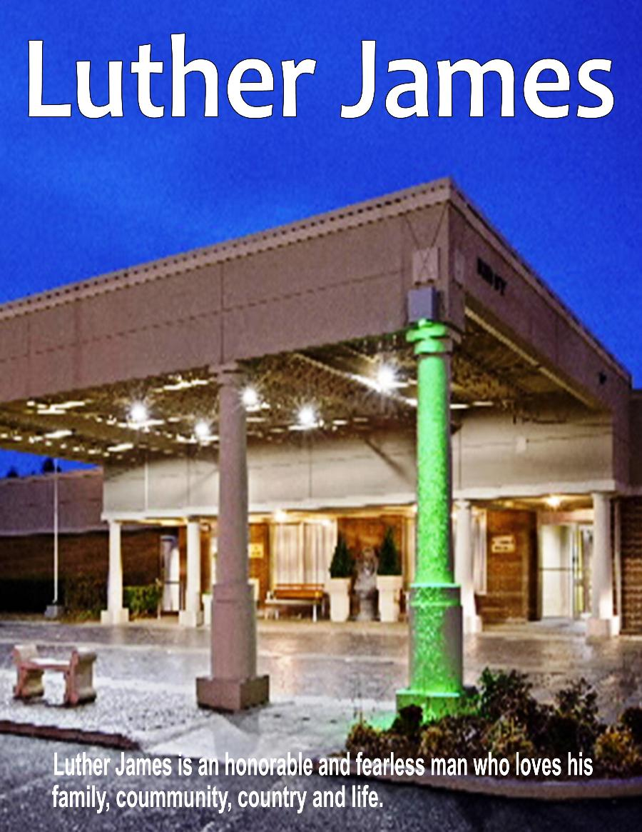 HIKES POINT NEWS LUTHER JAMES LIFE STORY